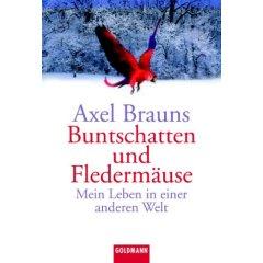 Cover Buntschatten und Fledermäuse