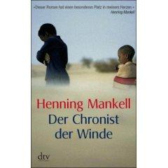 Cover Der Chronist der Winde