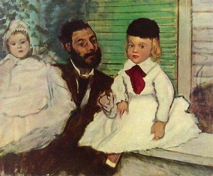 Graf Lepic und seine Töchter