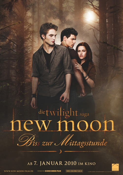 twilight � new moon bilder vom set in italien und