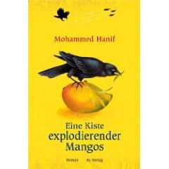 Eine Kiste explodierender Mangos