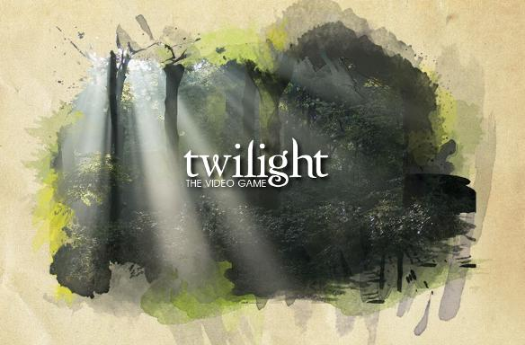 Twilight Video Game