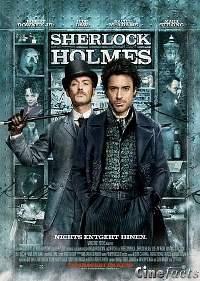 Sherlock Holmes Kinoplakat