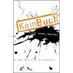 KeinBuch2_Cover