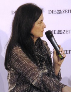 Andrea Maria Schenkel - Leipziger Buchmesse 2012