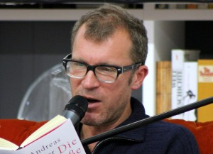 Andreas Maier, Frankfurter Buchmesse 2013