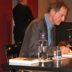 Bernhard Schlink - Lesung Literaturhaus München am 03.11.2010