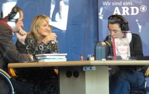 Alice Schwarzer - Frankfurter Buchmesse 2011