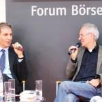Rowohlt Verleger Alexander Fest u- Eugen Ruge - Frankfurter Buchmesse 2011