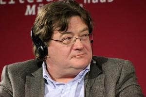 John Burnside, Literaturfest München, forum:autoren 2012