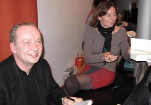 Juli Zeh und Ferdinand von Schirach - Literaturhaus München 07.12.2010