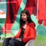 Anila Wilms - Leipziger Buchmesse 2013