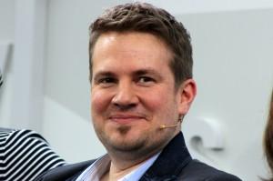 Michael Kobr - Leipziger Buchmesse 2013