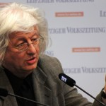Péter Esterházy - Leipziger Buchmesse 2013