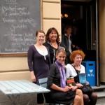 LiteraturBrunch Bücherfrauen München am15.09.2009