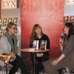 Lynn Raven - Frankfurter Buchmesse 2010