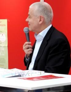 Matthias Politycki - Leipziger Buchmesse 2011