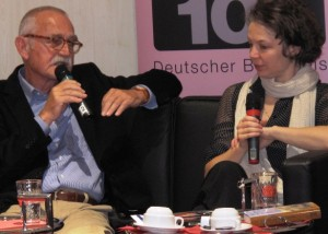 Melinda Nadj Abonji - Frankfurter Buchmesse 2010