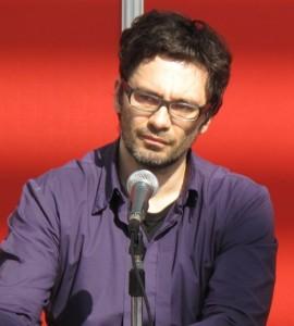 Nicol Ljubic - Leipziger Buchmesse 2011