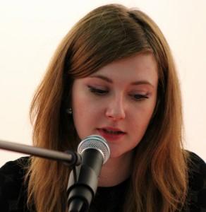 Olga Grjasnowa, Frankfurter Buchmesse 2012