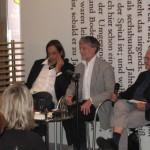Pedro Lenz u. Urs Faes - Frankfurter Buchmesse 2010