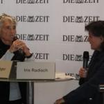 Ruth Klüger u. Iris Radisch - Frankfurter Buchmesse 2010