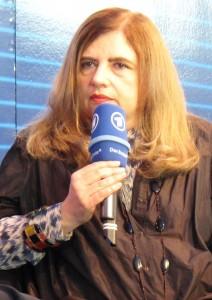 Sibylle Lewitscharoff - Frankfurter Buchmesse 2011