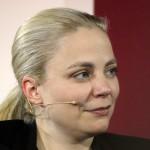 Thea Dorn, Literaturfest München, forum:autoren 2012