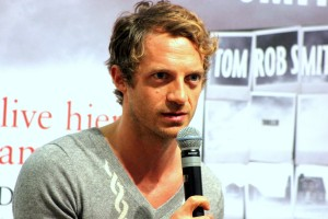 Tom Rob Smith, Frankfurter Buchmesse 2013