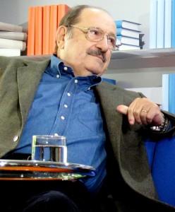 Umberto Eco  - Frankfurter Buchmesse 2011