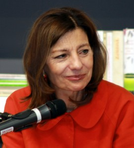Ursula Krechel, Frankfurter Buchmesse 2012