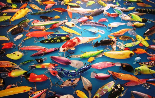 Plastic Fish von Lee Yongbaek