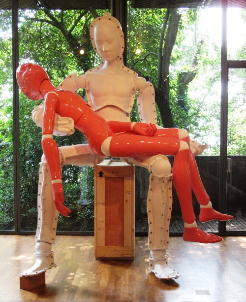 pieta: self-death von Lee Yongbaek
