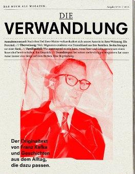 Das Buch als Magazin - Cover