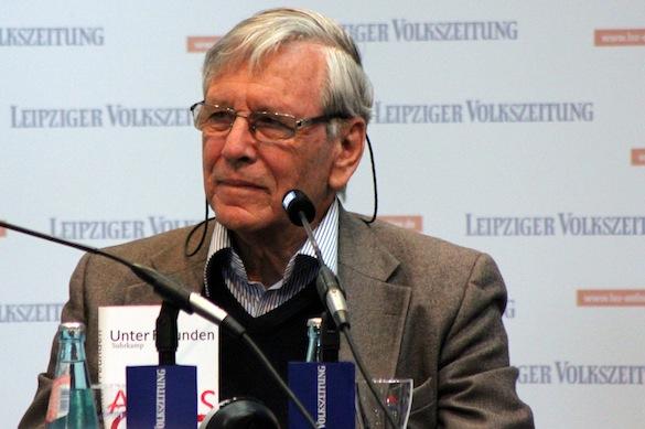 Leipziger Buchmesse 2013_Amos Oz_1