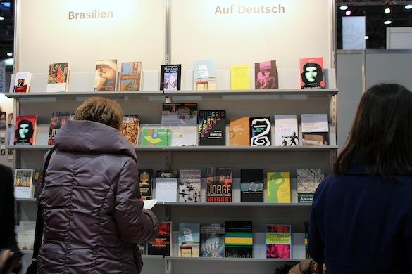 Leipziger Buchmesse 2013_Brasilien_5