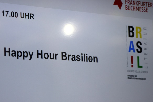 Leipziger Buchmesse 2013_Happy Hour Brasilien