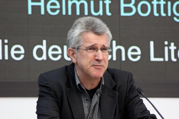 Leipziger Buchmesse 2013_Helmut Böttiger_1