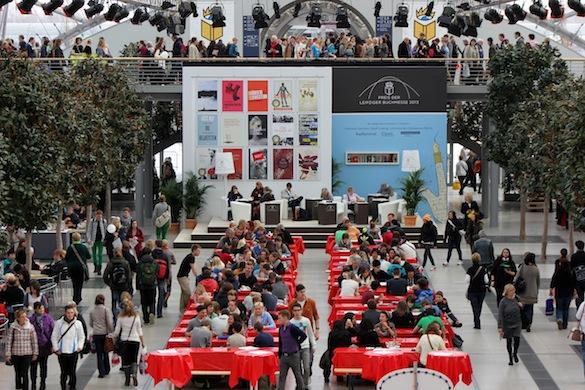 Leipziger Buchmesse 2013_mittags_1