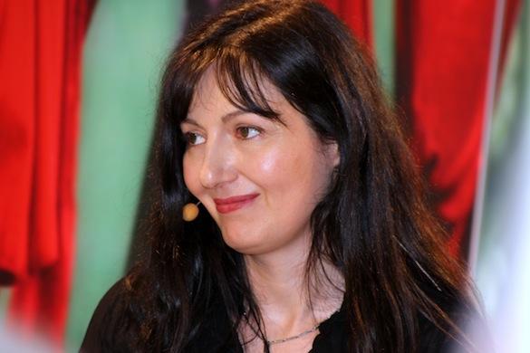 Anila Wilms_Fankfurter Buchmesse 2013