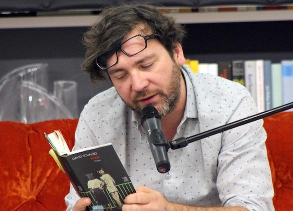 David Schalko_Frankfurter Buchmesse 2013