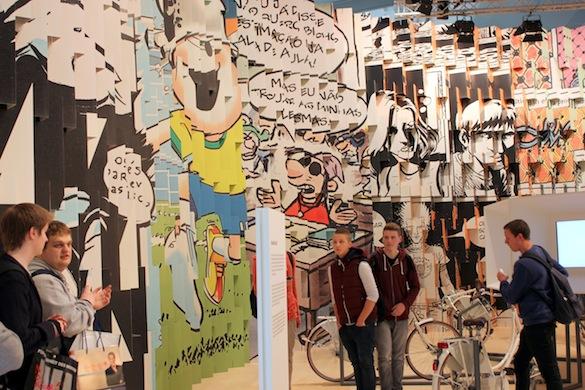 Frankfurter Buchmesse 2013 Forum_4