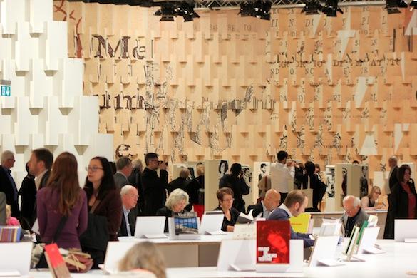 Frankfurter Buchmesse 2013_Forum