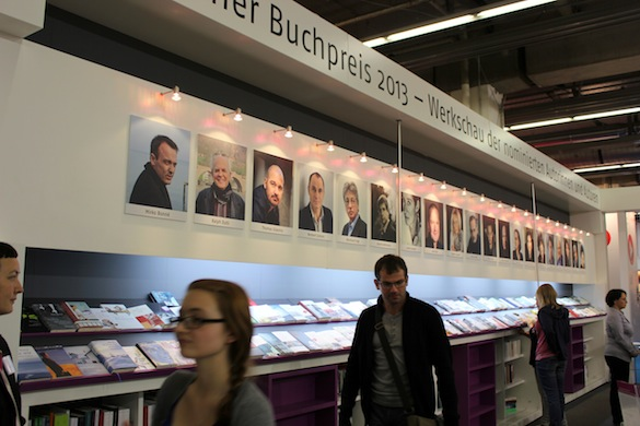 Frankfurter Buchmesse_Deutscher Buchpreis