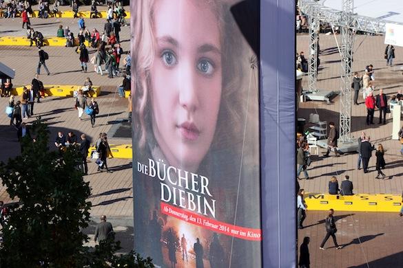 Frankfurter Buchmesse_Die Bücherdiebin