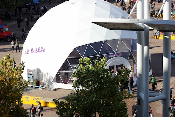 Frankfurter Buchmesse_Kids Bubble