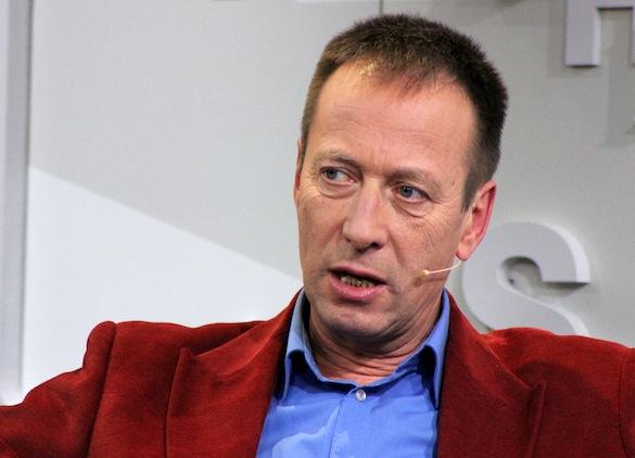 Hans Pleschinski_Frankfurter Buchmesse 2013