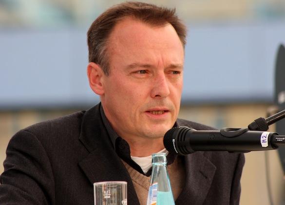 Mirko Bonné_Frankfurter Buchmesse 2013