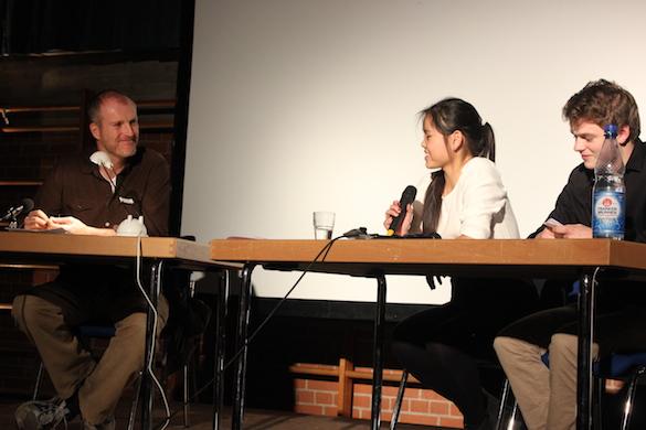 Robert Seethaler, Anna-Lu Gan, Moritz Volk