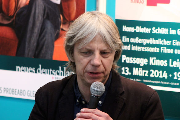 Leipziger Buchmesse 2014_Andreas Dresen
